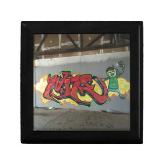 Graffiti Wildstyle Trinket Box