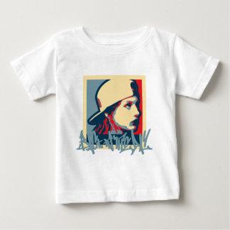 Graffiti Writer Hiphop Vintage Oldschool Art Crime Baby T-Shirt