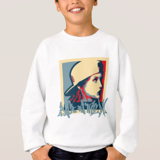 Graffiti Writer Hiphop Vintage Oldschool Art Crime Sweatshirt