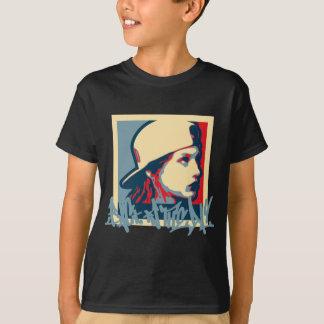 Graffiti Writer Hiphop Vintage Oldschool Art Crime T-Shirt