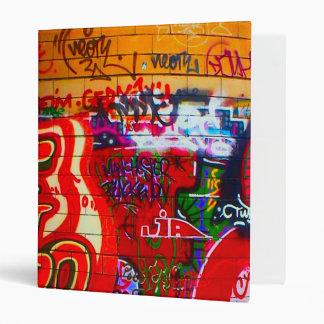Graffitti Binder