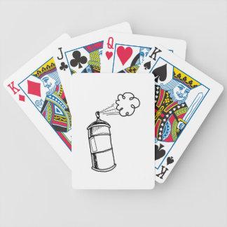 Graffitti Poker Deck
