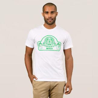 Graffitti Witch T-Shirt