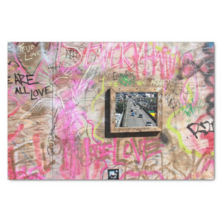 Grafitti Drive Tissue Paper
