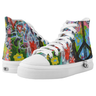 Grafitti Hi Tops