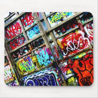Grafitti Mousemat Mouse Pad