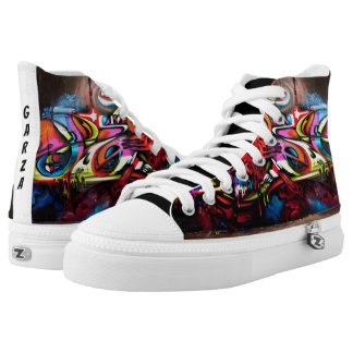 Grafitti Shoes