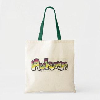 Grafitti Tote Bag