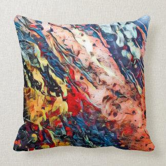 Grafittiflo1 Pillow