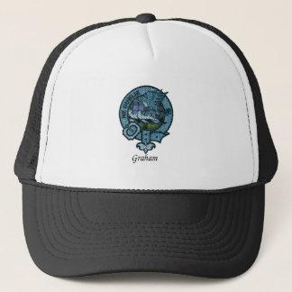 Graham Clan Crest Trucker Hat