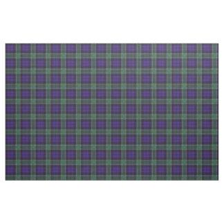 Graham clan Plaid Scottish tartan Fabric