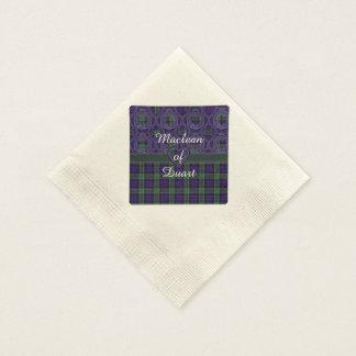 Graham clan Plaid Scottish tartan Paper Napkin
