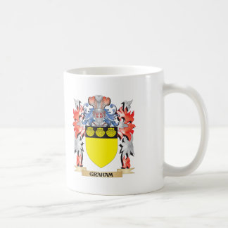 Graham Coat of Arms - Family Crest Coffee Mug