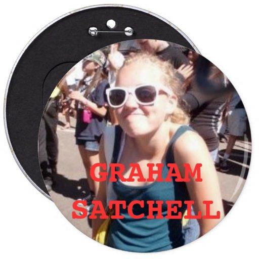 Graham Satchell Badge Pins