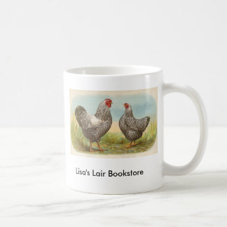 Graham - Silver Laced Wyandotte Chickens Coffee Mug