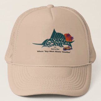 Graham's Grill Logo Hat