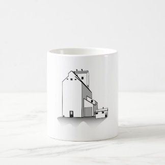 Grain Elevator Coffee Mug