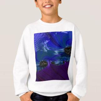 Grained Festiveness Fractal 7 Sweatshirt