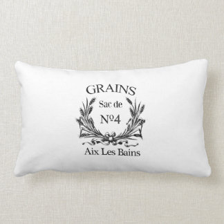 Grains No 4 Lumbar Pillow