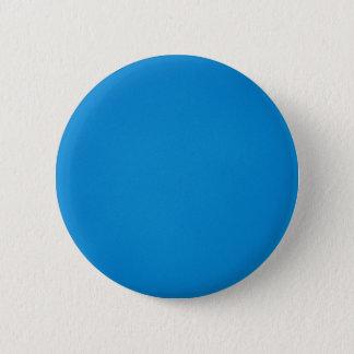 Grainy Bright Blue Background 2 Inch Round Button
