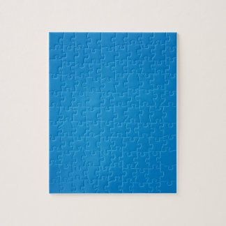 Grainy Bright Blue Background Puzzles