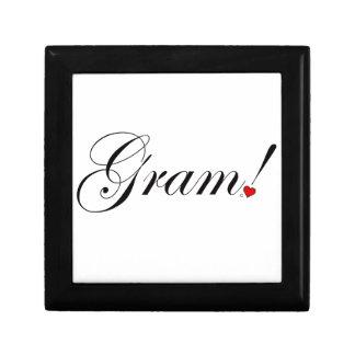 Gram! Gift Box