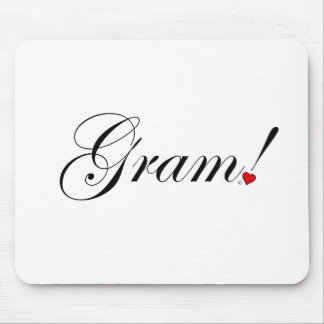 Gram! Mouse Pad
