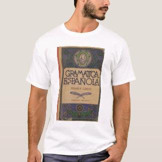 Gramatica Espanola printed Mexico 1949 T-Shirt