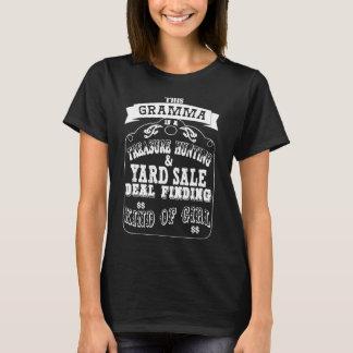 Gramma Yard Sale Kind OF Girl Tshirt