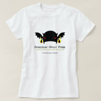 Grammar Ghoul T-Shirt for Women
