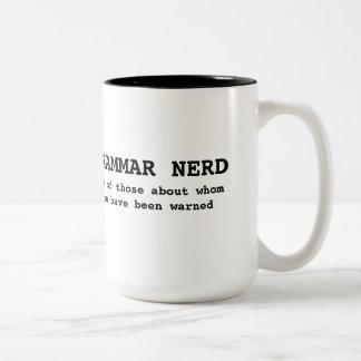 Grammar Nerd Mug