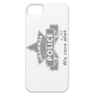 Grammar Police Case For The iPhone 5