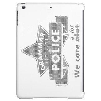 Grammar Police iPad Air Cases