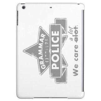 Grammar Police iPad Air Cover