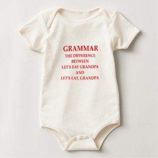 grammer baby bodysuit