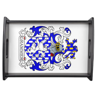 Grammer Coat of Arms I Serving Trays