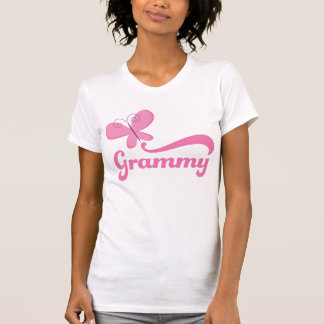 Grammy Butterfly Gift T-Shirt