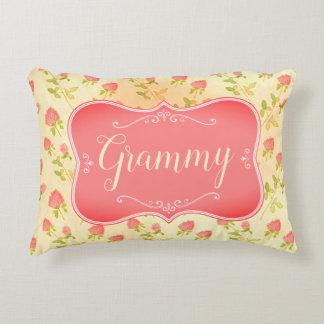 Grammy Decorative Pillow