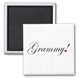 Grammy! Magnet