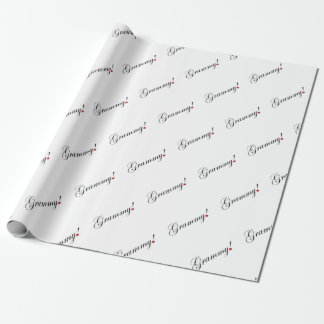 Grammy! Wrapping Paper