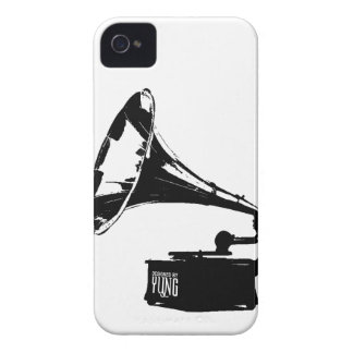 Gramophone Player Phone Case