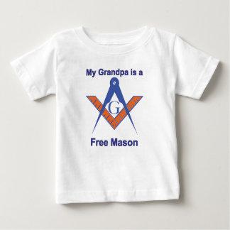 Grampa Mason Baby T-Shirt