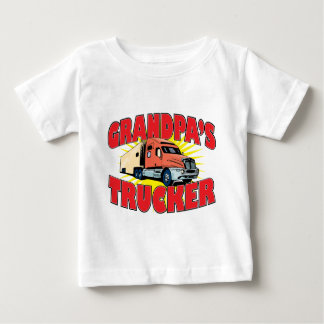 grampas trucker baby T-Shirt