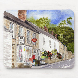 'Grampound Post Office' Mousepad