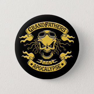 Gramps of the Apocalypse 2 Inch Round Button