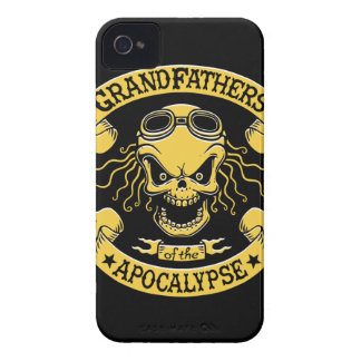 Gramps of the Apocalypse Case-Mate iPhone 4 Cases