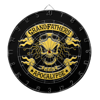 Gramps of the Apocalypse Dartboard
