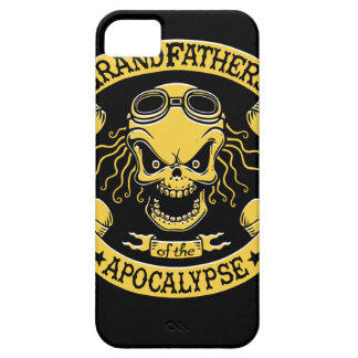 Gramps of the Apocalypse iPhone 5 Cases