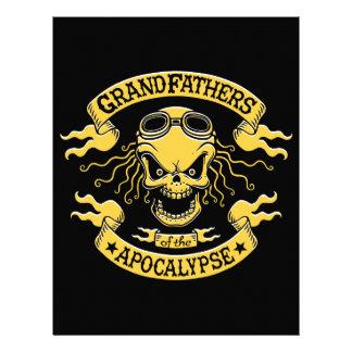 Gramps of the Apocalypse Letterhead