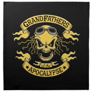 Gramps of the Apocalypse Napkin